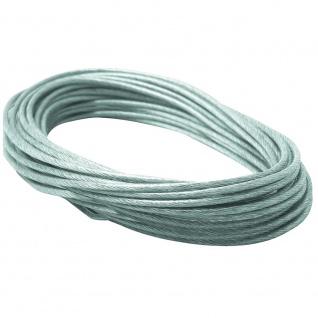 Paulmann Wire System Light&Easy Sicherheits-Spannseil isoliert 12m 6qmm Klar 979047