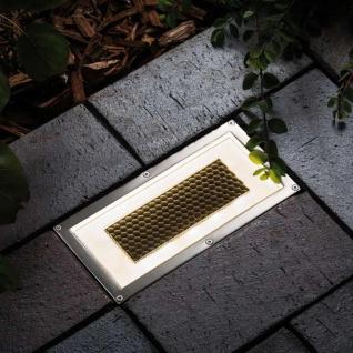 Paulmann Special EBL Set Solar Boden Box IP67 LED 1x0, 6W 200x100mm Klar 93775