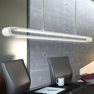 Perillo 1 Design LED Hängeleuchte weiss 8 x 6W Hängelampe