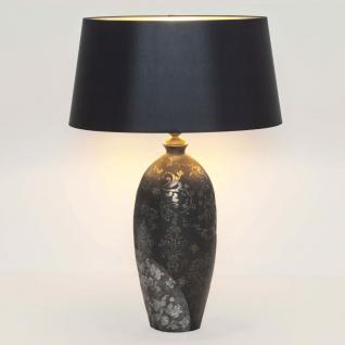 holl nder 432 k 1218 tischleuchte mary oval gross. Black Bedroom Furniture Sets. Home Design Ideas