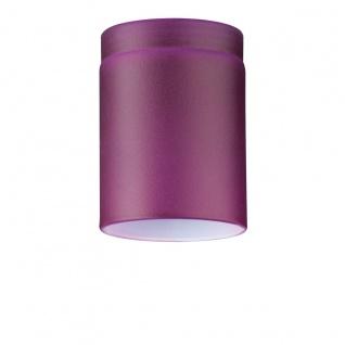 Paulmann Premium DecoSystems Tube Mini Lilac Glas 92578