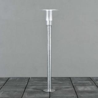 Konstsmide 702-320 Mode LED Wegeleuchte 700lm 3000K galvanisierter Stahl Polycarbonat Glas - Vorschau 2