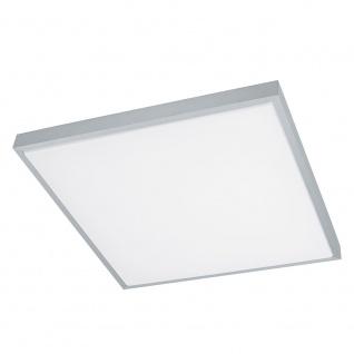 Eglo 93775 Idun 1 LED Wand- & Deckenleuchte Weiß Alu-Gebürstet