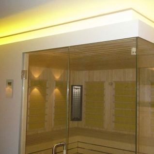 5m LED Strip-Set Pro-UH / Touch-Panel / warmweiss - Vorschau 4