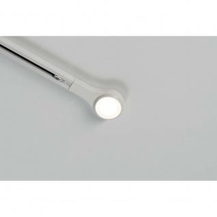 Paulmann URail System LED Endkappe 1x5, 8W Weiß dimmbar 95480