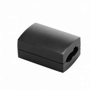 SLV Längsverbinder Isoliert für Easytec II Schwarz 184170