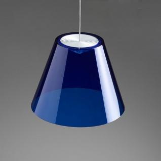 Rotaliana 1DNH1 051 02 ZL0 Dina LED-Pendelleuchte Ø 20cm Hängelampe Blau