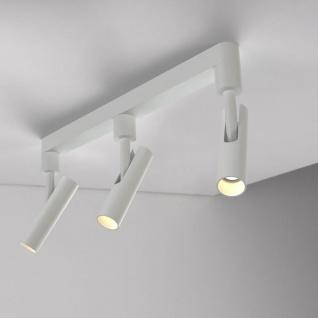 Nordlux MIB 3 LED System Weiß, Chrom