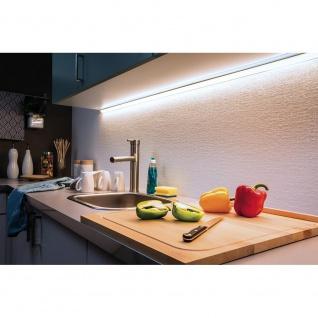 Paulmann Function MaxLED 1000 Stripe 50cm Tageslichtweiß 6W 24V Silber - Vorschau 3