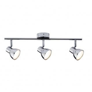 Paulmann Spotlight Cup LED 3x4, 6W Chrom 60356