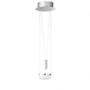 Wofi 6263.02.54.6000 LED Pendelleuchte Jette 660 + 60lm Nickel-Matt Chrom