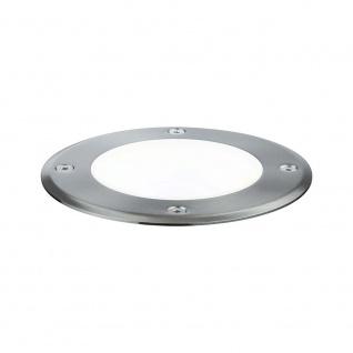 Paulmann LED Plug & Shine Garten-Einbauleuchte IP67 24V 675lm 4000K 93911