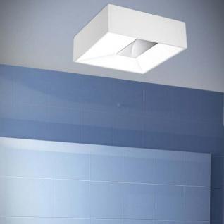 Nova Luce Cornice LED Deckenlampe 23cm 14W 4000K Badleuchte Badlampe
