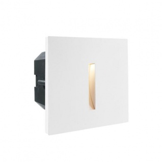 Abdeckung Linear Weiß für LED-Einbauleuchte Steps Outdoor