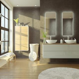 LED Bad Spiegel Nevada L 100 x 60cm mit Hintergrundbeleuchtung - Vorschau 3