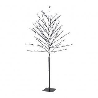 LeuchtenDirekt 86131-18 LED-Baum 150cm 180 x 0, 04W 12000K IP44 Schwarz - Vorschau 1