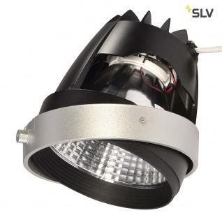 SLV COB LED Modul für Aixlight Pro Einbaurahmen Silbergrau 70° Cri65+ SLV 115247 - Vorschau 3