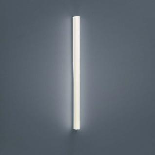 Helestra LED Spiegellampe Lado 90cm 1560lm Chrom warmweiss