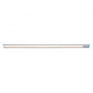 Paulmann LED-Lichtleiste ChangeLine 80cm mit blau leuchtendem Touch-Schalter 70598