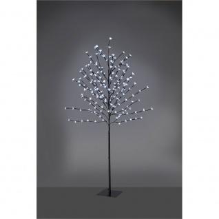 LeuchtenDirekt 86131-18 LED-Baum 150cm 180 x 0, 04W 12000K IP44 Schwarz - Vorschau 4