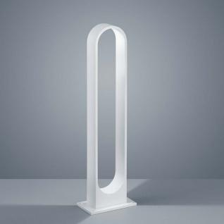 Helestra LED Pollerleuchte Dry IP65 Weiß