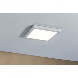 Paulmann Wandleuchte Atria LED-Panel 220x220mm 20W Weiß-Matt 70870