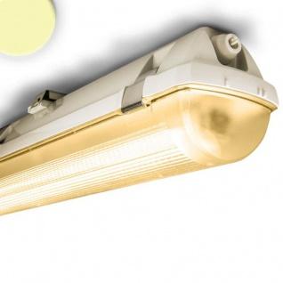 LED Wannenleuchte 22W Warmweiß schlagfest & IP66