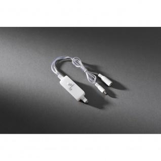 Timer nachrüstbar für alle Konstsmide LED Innenartikel mit Trafo bis max. 400 LEDs für Innen