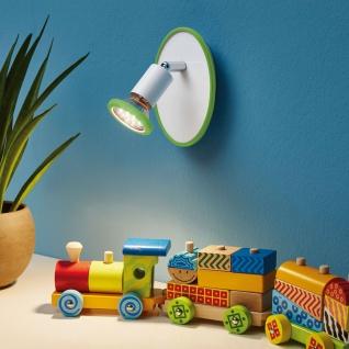 Eglo 94171 Modino Kinderzimmer Spot Stahl Kunststoff Weiß Chrom