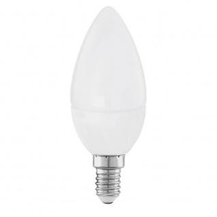 Eglo 11421 E14 LED Kerze 4W 320lm Warmweiß LED Leuchtmittel