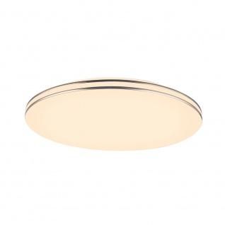 LED Deckenleuchte Pierre CCT 3000-6400K Nachtlicht Weiß, Opal