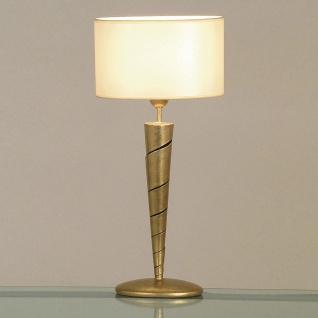 Holländer 300 K 12109 Tischleuchte Innovazione Eisen Gold