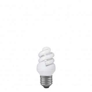 Paulmann Energiesparlampe Spirale 5W E27 Warmweiß 88012
