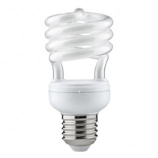 Paulmann Energiesparlampe Spirale 15W E27 Warmweiß 89239