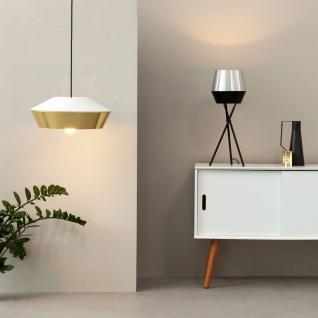 s.LUCE LED Hängelampe SkaDa Ø 40cm in Weiss, Gold Esstischleuchte Esszimmerlampe - Vorschau 2