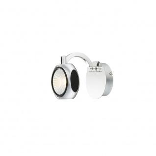 Globo 56220-1 Strahler Chrom Bügel halbrund verchromt LED