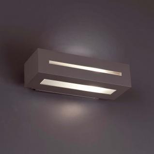 Außenwandlampe WEST-1 IP54 Dunkelgrau