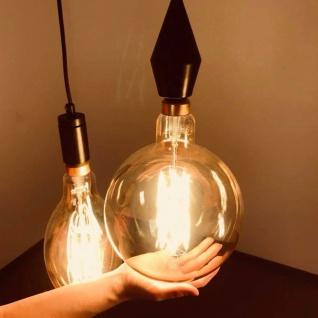 E27 XXL Vintage LED 29cm Globe Dimmbar 806lm Extra Warmweiß