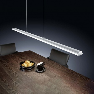 Helestra LED Pendelleuchte Venta Nickel-Matt Chrom