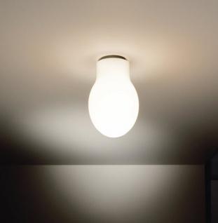 Casablanca Drop Deckenleuchte Aluminium matt eloxiert Deckenlampe