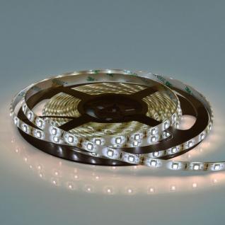 5m LED Strip-Set Ambiente Funk-Controller+FB warmweiss