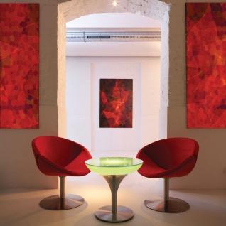 Moree Lounge M 45 LED Tisch mit Akku Dekorationslampe