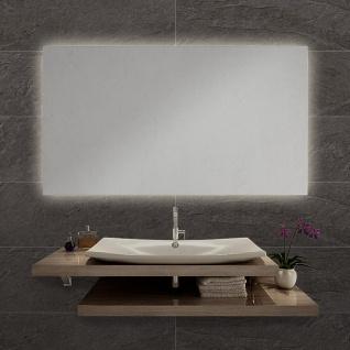LED Bad Spiegel Nevada XL 170 x 70cm mit Hintergrundbeleuchtung