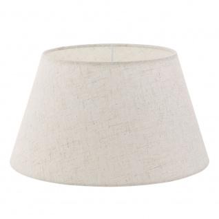 Eglo 49969 1+1 Vintage Lampenschirm Ø 35cm Creme