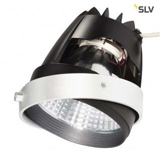 SLV COB LED Modul für Aixlight Pro Einbaurahmen Mattweiß 12° Ci990+ 4200K SLV 115201