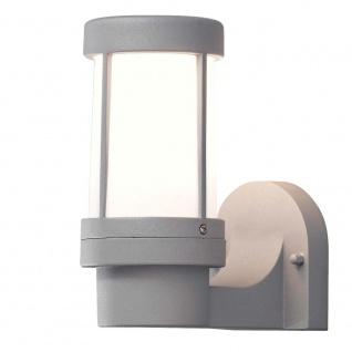 Konstsmide 7513-302 Siena Aussen-Wandleuchte Grau opales Glas - Vorschau 3
