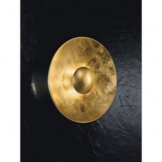 Kögl 27193 Aura Sol Gold Wand- & Deckenleuchte Ø 90cm