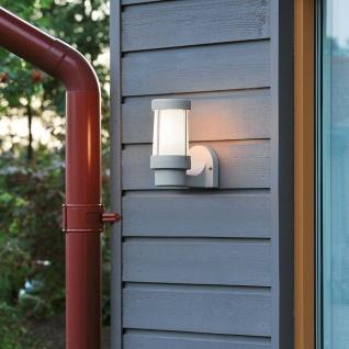 Konstsmide 7513-302 Siena Aussen-Wandleuchte Grau opales Glas - Vorschau 2