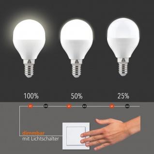 LED-Leuchtmittel E14 6W 470lm dimmbar per Schalter
