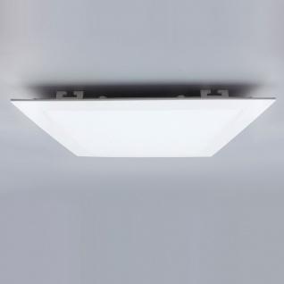 Licht-Design 30818 Einbau LED-Panel 2140lm Dimmbar 30x30cm Neutral Weiss